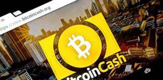 volumi Bitcoin Cash