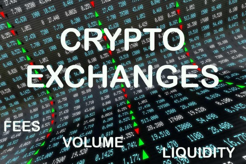 Volumi trading exchange, una comparazione tra Gemini, Coinbase e Kraken
