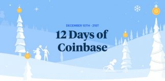 12 Days of Coinbase
