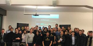 Binance Meetup Milano