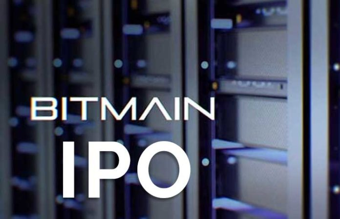 Bitmain IPO Bitcoin Cash