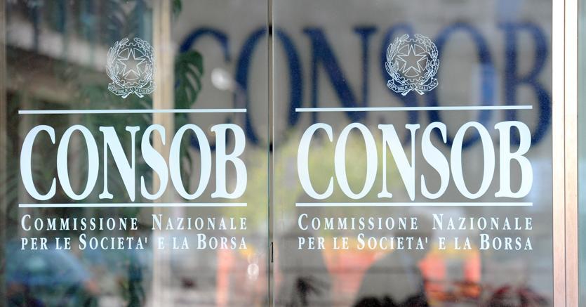 Italia: Consob blocca due società crypto