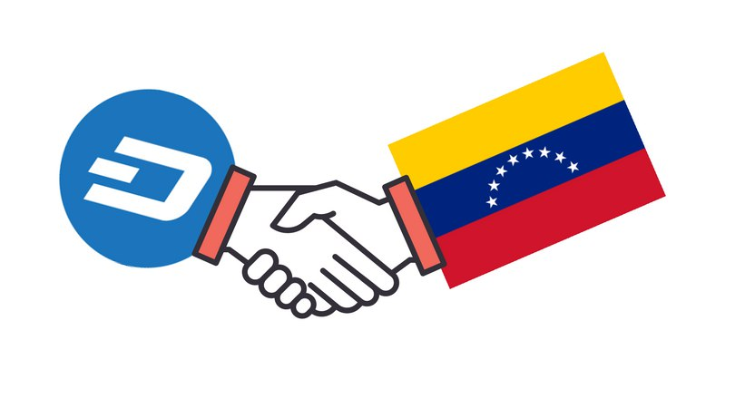 Dash Merchant Venezuela: record di download per il wallet Dash