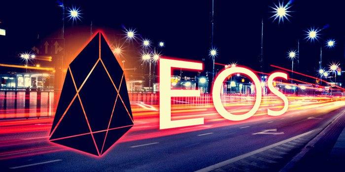 EOS Trading: volumi in contrazione