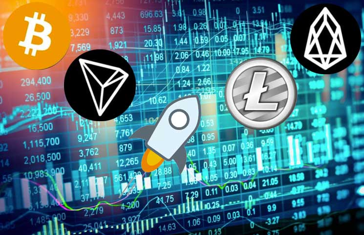 EOS vs Stellar Lumens, the winner is?