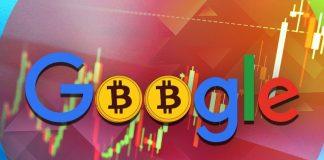 ricerche bitcoin google
