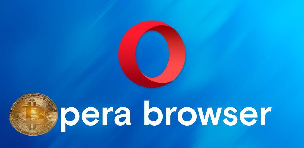 Opera lancia un crypto-browser decentralizzato con un Ethereum wallet incorporato