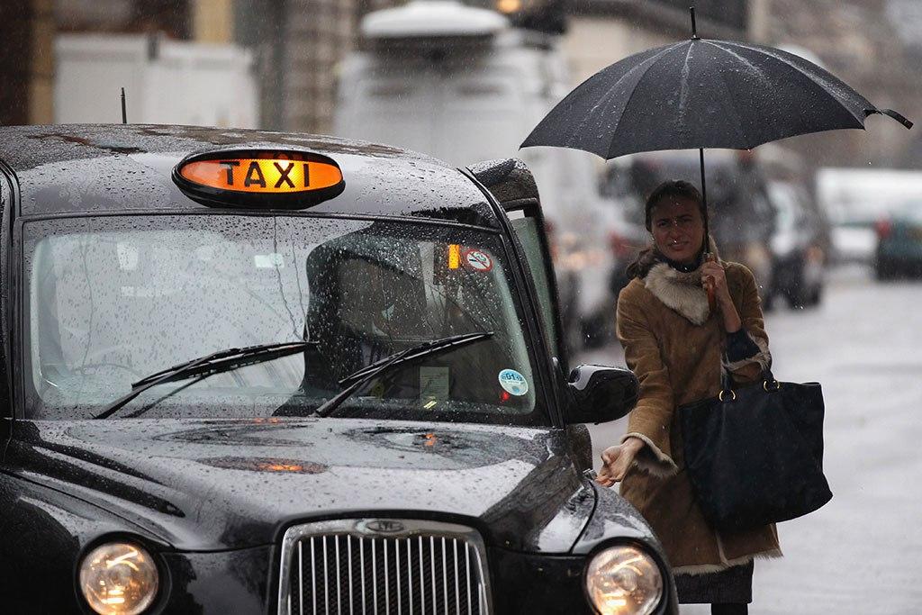 A Londra i bitcoin si comprano anche sul taxi