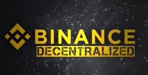 binance dex preview exchange