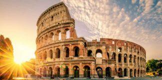 blockchain event in Rome