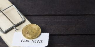 fake news crypto