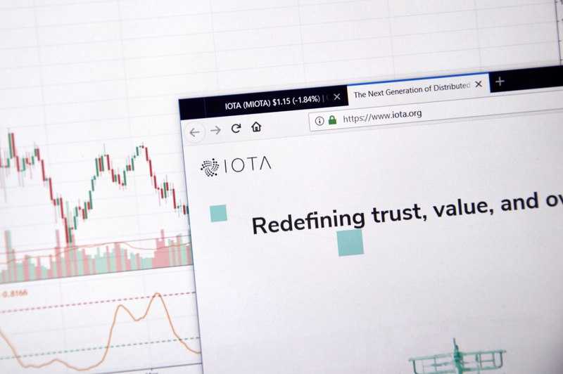 Iota trading news: + 5% insieme a Litecoin. Ethereum in cima ai rialzi