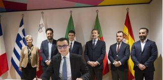 Malta government joint declaration on blockchain technology