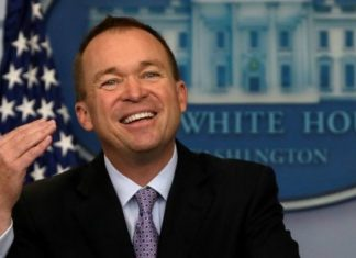 Mick Mulvaney Bitcoin