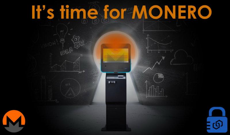 Svizzera Monero ATM
