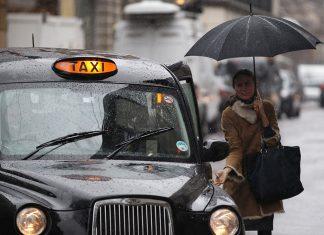 bitcoin london taxi