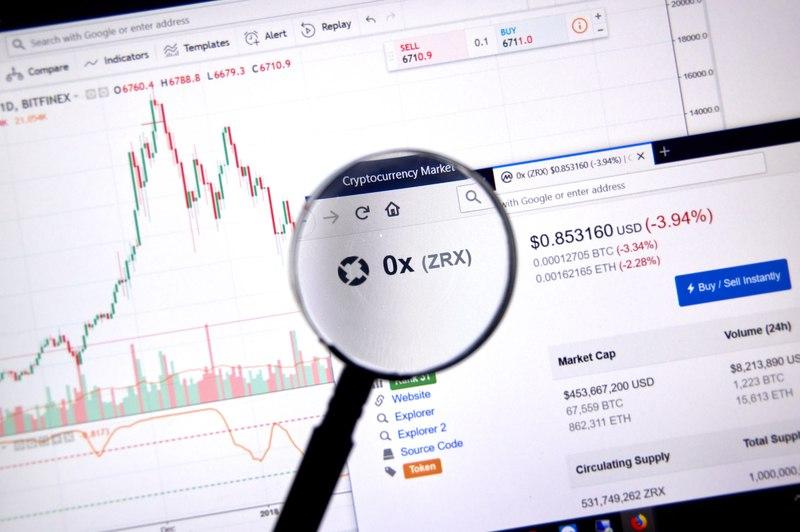 Cos'è e come funziona il token 0x (ZRX)