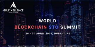 world blockchain sto summit dubai