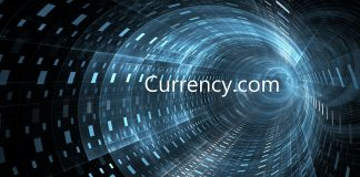 currency.com trading platform blockchain