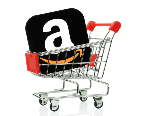potential upside Amazon shares