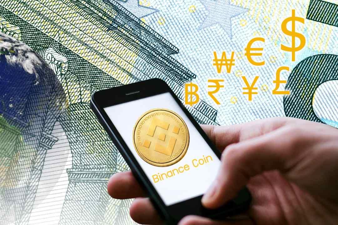 Binance Coin, brilla il valore di BNB mentre continuano a prevalere i ribassi