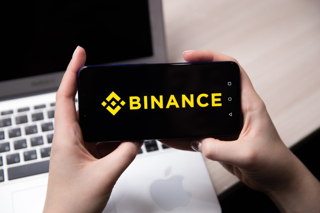 Binance lista BitTorrent (BTT)