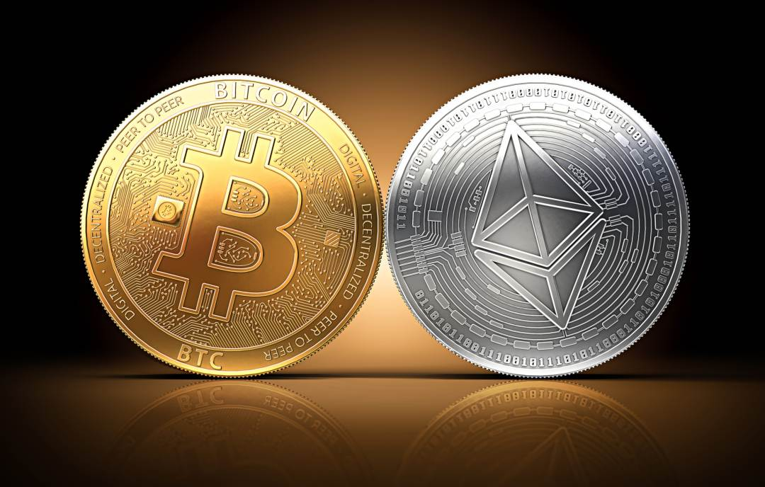 Bitcoin vs Ethereum. Sono davvero competitor?
