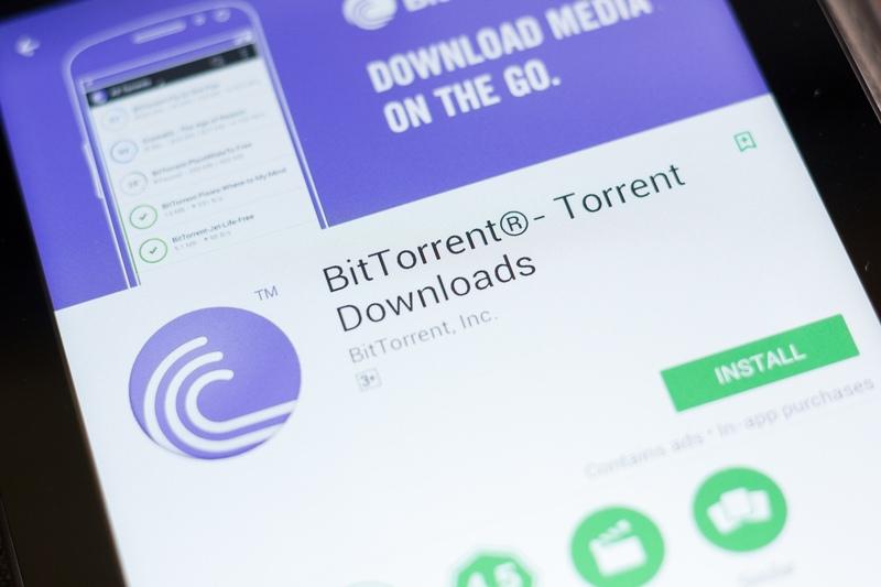 Binance Launchpad BitTorrent token