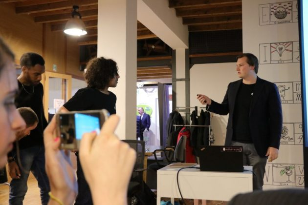 Ethereum Meetup Milano