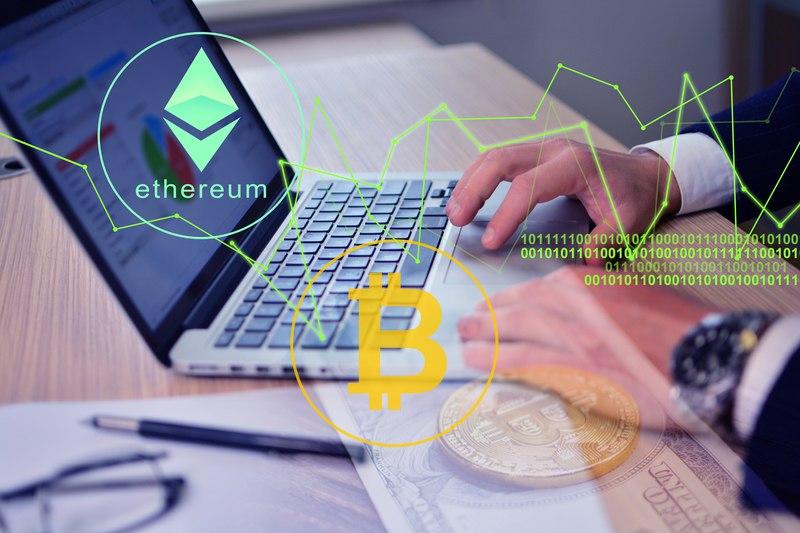 Ethereum news: oggi a freno il prezzo di ETH. E Tron continua la cavalcata