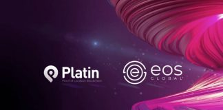 Platin blockchain EOS.IO Block.one