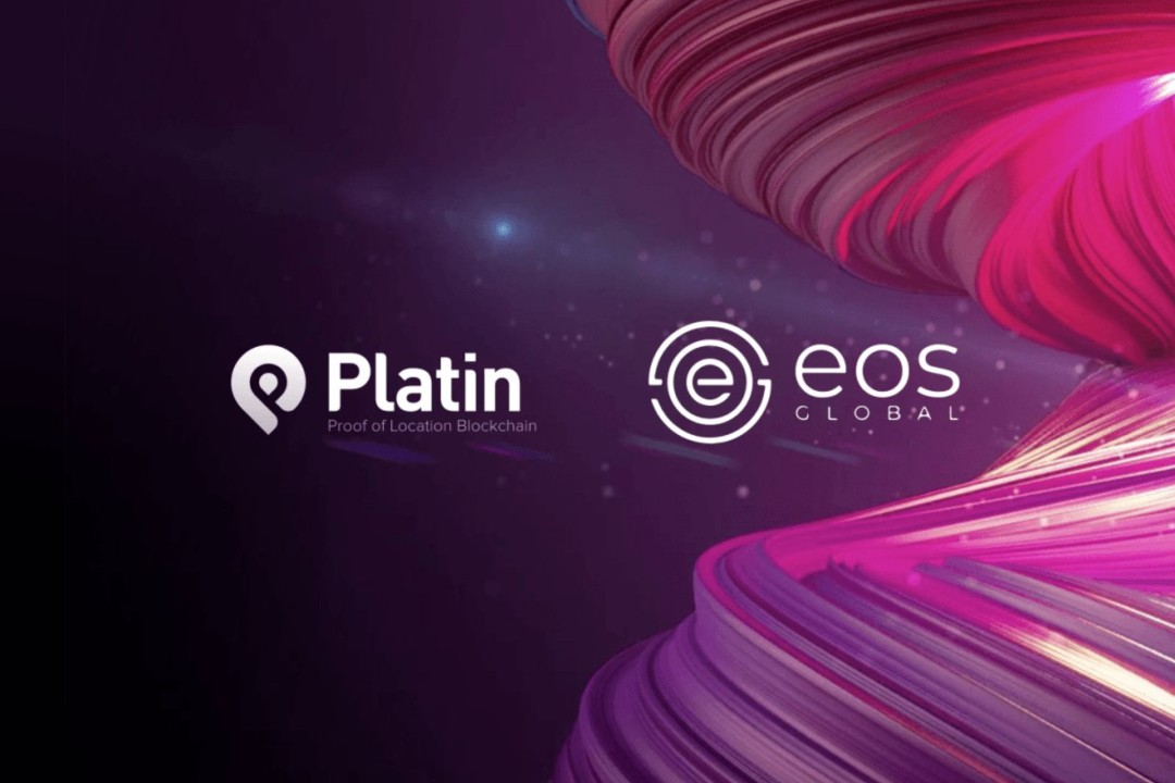 Platin blockchain EOS.IO Block.one