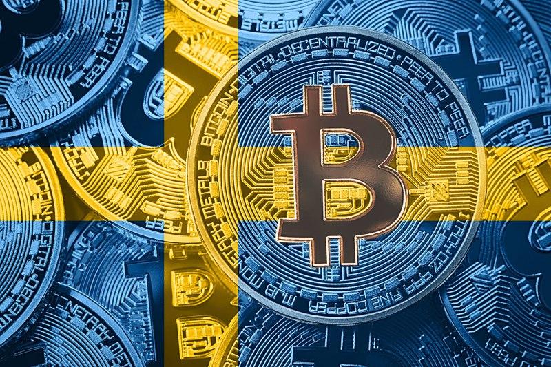 Riksbank e-krona-truffe crypto