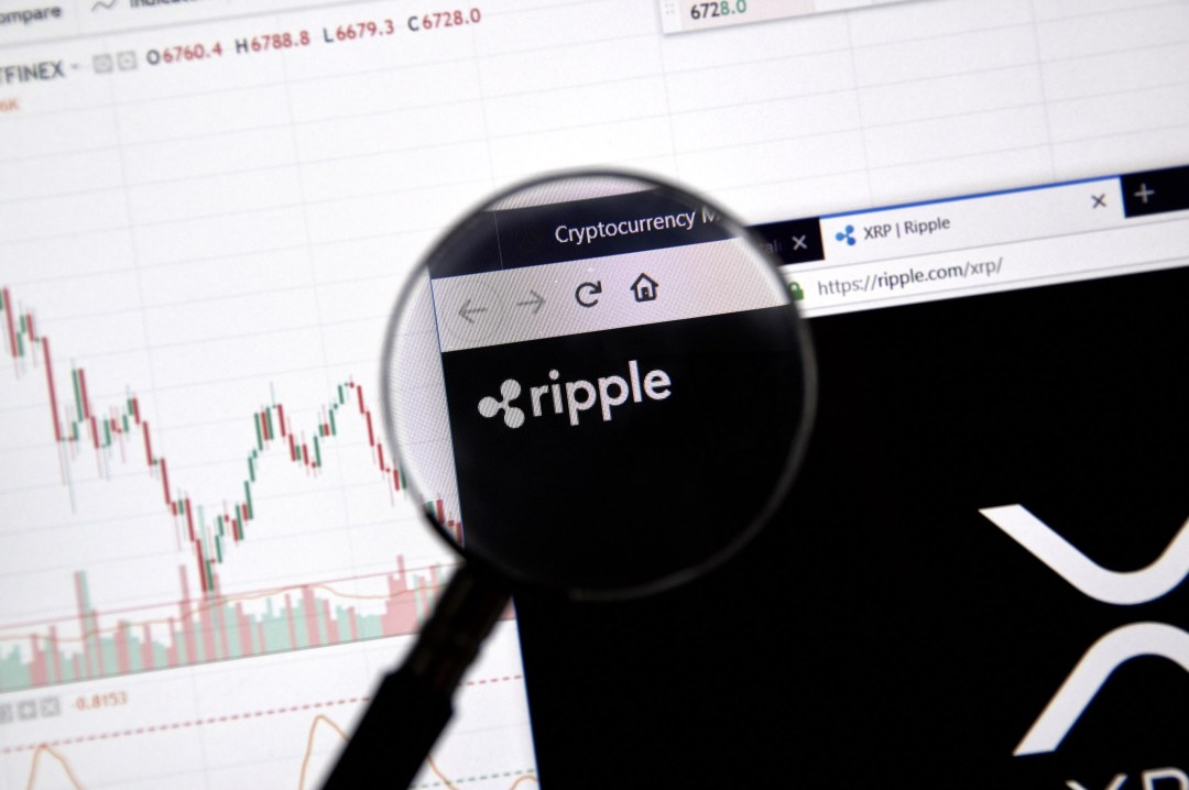 Ripple XRP capitalizzazione
