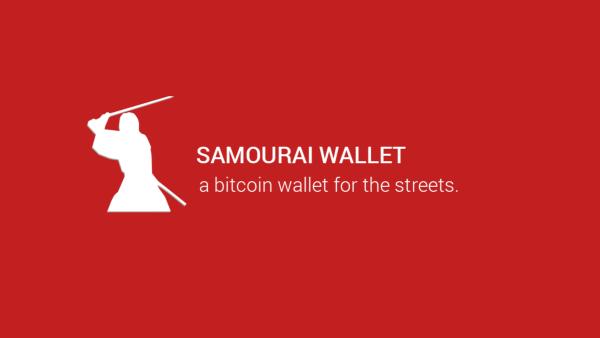 BTC Samourai Wallet Google