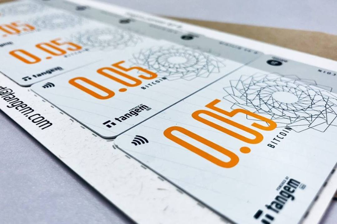 Tangem: $15 milioni per potenziare le sue blockchain smart card