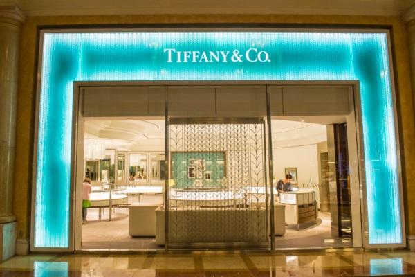diamanti Tiffany su blockchain