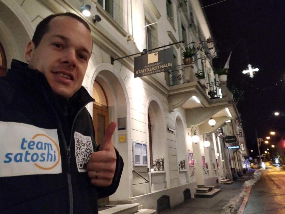 """Vitus Zeller: il """"Tour de Satoshi"""" per festeggiare i 10 anni di bitcoin"""