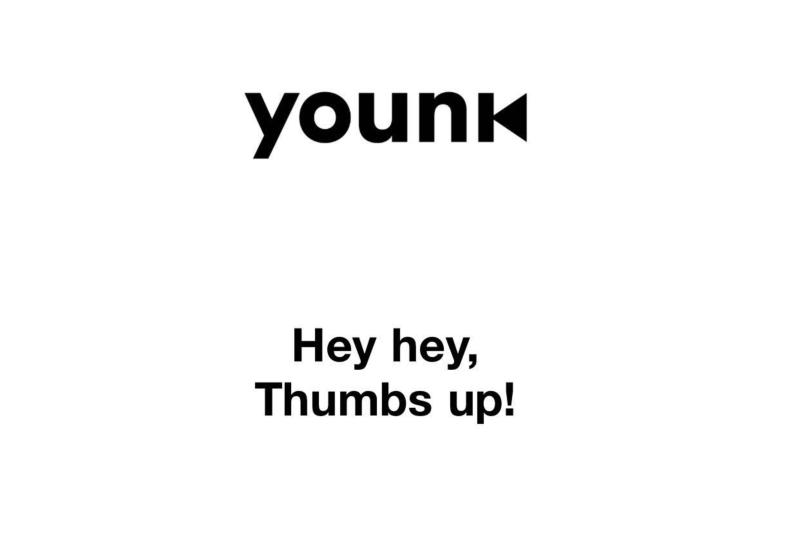 Younk etichetta discografica blockchain news