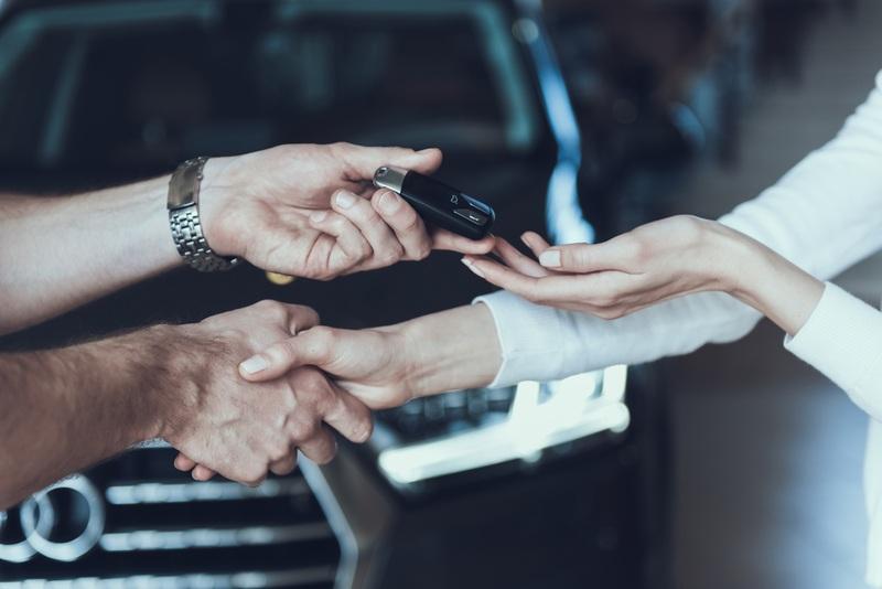 Come acquistare auto con bitcoin
