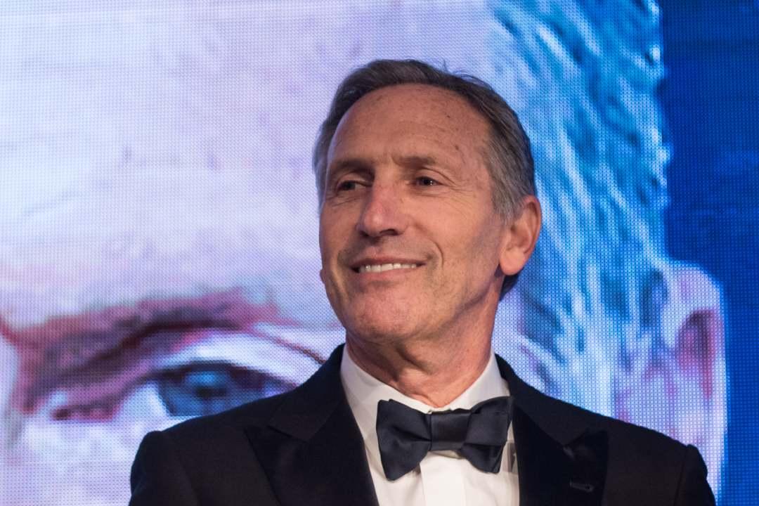 L'ex CEO di Starbucks e Bitcoin hater Howard Schultz si vuole candidare alla Presidenza USA