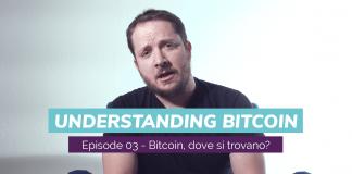 Bitcoin dove si trovano