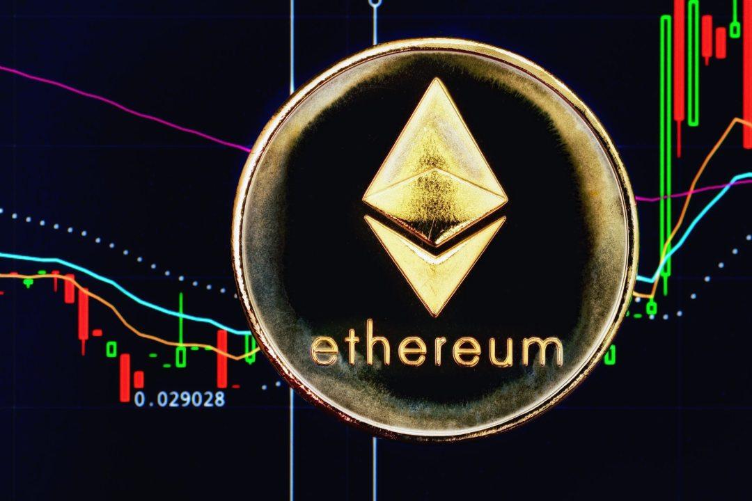 Crollo di Ethereum, oggi giornata di forti ribassi
