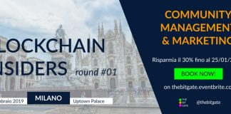 evento blockchain insiders