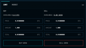how to buy grin coin