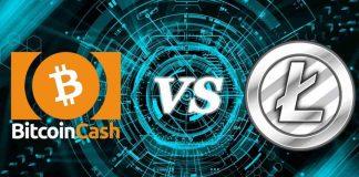 litecoin vs bitcoin cash