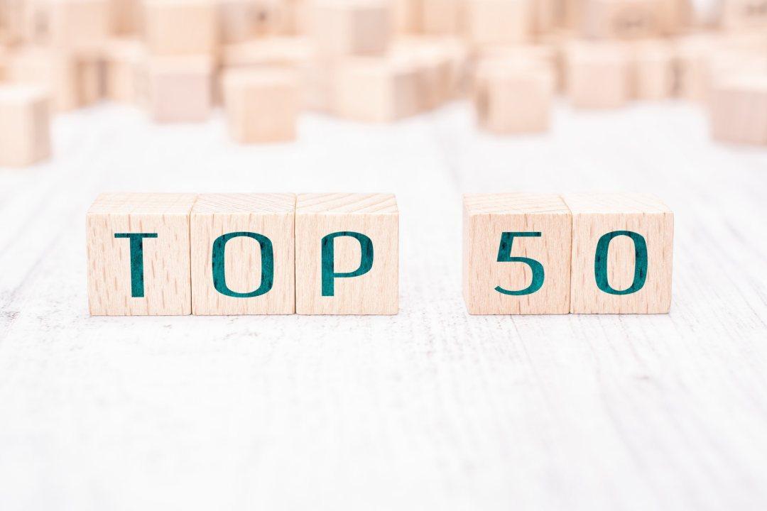 Le top 50 aziende blockchain della Crypto Valley