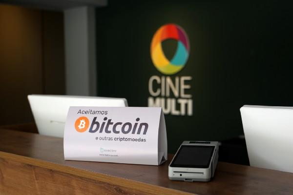 Brasile il primo cinema che accetta bitcoin