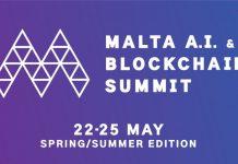 malta ai blockchain summit startups