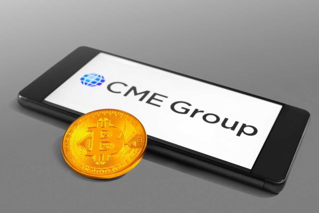 CME group: i futures su bitcoin fanno record di volumi